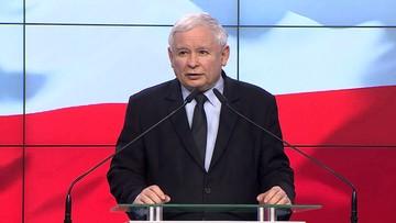 Kaczyński: to, co się zdarzyło, to prawdziwa zaraza