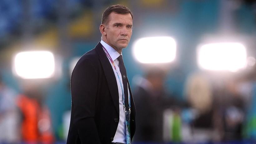 Andrij Szewczenko odszedł z reprezentacji Ukrainy