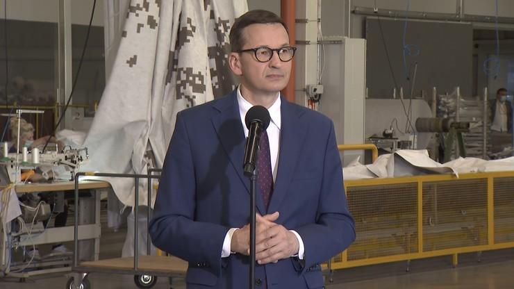 Premier Mateusz Morawiecki: podjęliśmy decyzję o luzowaniu obostrzeń w kościołach