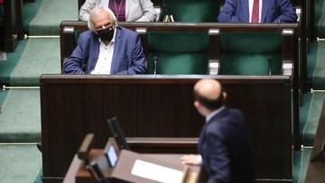 Sejm odrzucił wnioski opozycji ws. odwołania Terleckiego z funkcji wicemarszałka