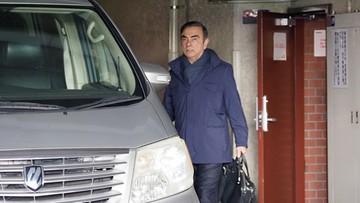 Były prezes Nissana ponownie aresztowany. Chodzi o wielomilionowe nadużycia