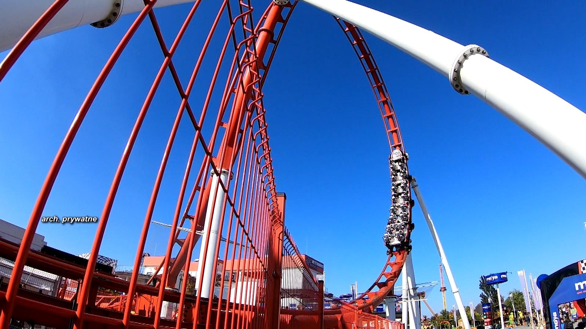 Nurkuje i skacze ze spadochronem, ale rollercoasterem nie pojedzie