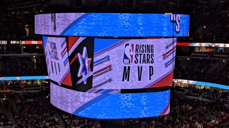 Weekend Gwiazd NBA, dzień 1: Celebryci i Nowe Gwiazdy