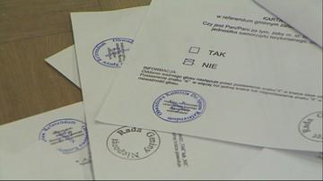 """Mieszkańcy Nieporętu w referendum ws. metropolii warszawskiej: ponad 96 proc. na """"NIE"""""""