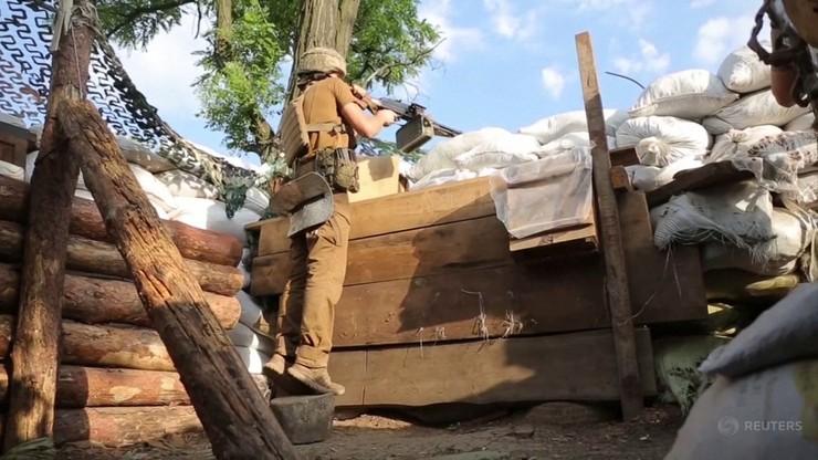 Zawieszenie broni na Ukrainie. Jest porozumienie między wojskiem i separatystami