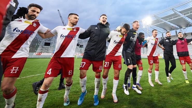 Fortuna 1 Liga: ŁKS Łódź - Arka Gdynia. Transmisja w Polsacie Sport