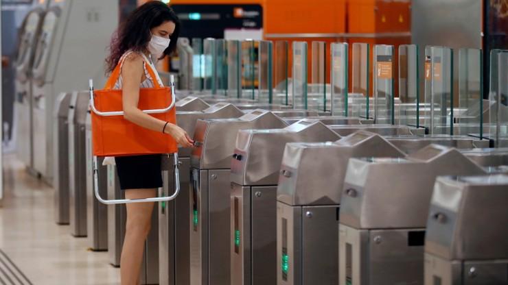 Koniec stanu zagrożenia epidemicznego w Hiszpanii