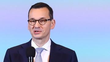 Morawiecki w CNBC: UE dyskryminuje różne państwa członkowskie
