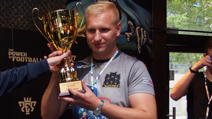 PES 2018: Poznajcie najlepszego gracza w Polsce