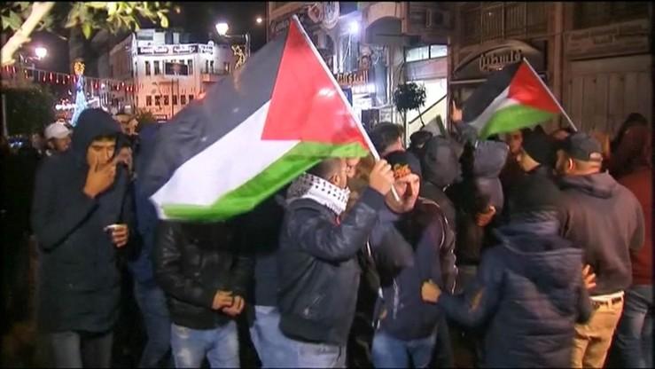 """Palestyńczycy wzywają do strajku generalnego. Lider Hamasu chce """"nowej intifady"""""""