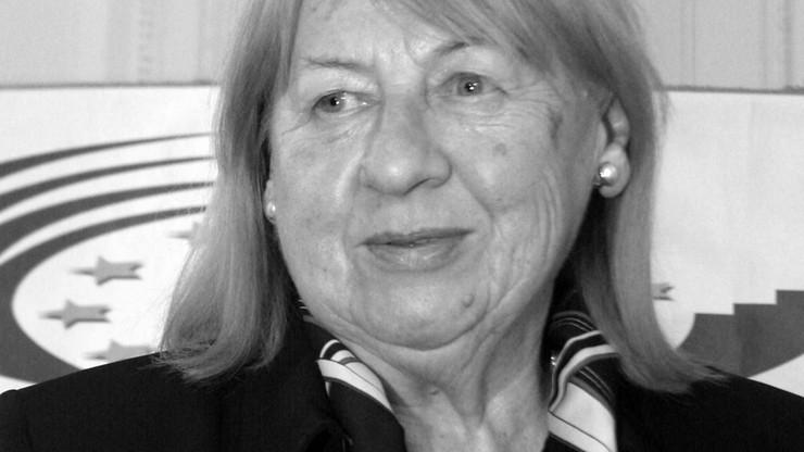 Nie żyje Maria Zuchowicz
