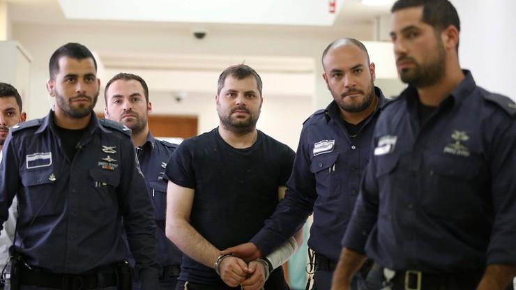 Izrael: dożywocie za porwanie i spalenie Palestyńczyka. Rodzina ofiary chciała kary śmierci