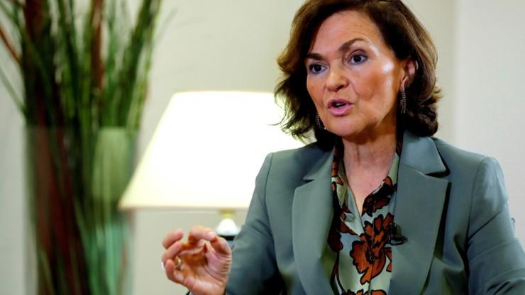 Wicepremier Hiszpanii zainfekowana koronawirusem