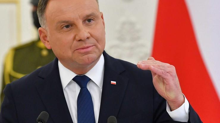 Andrzej Duda: chcemy takiej UE, na jaką Polacy się godzili