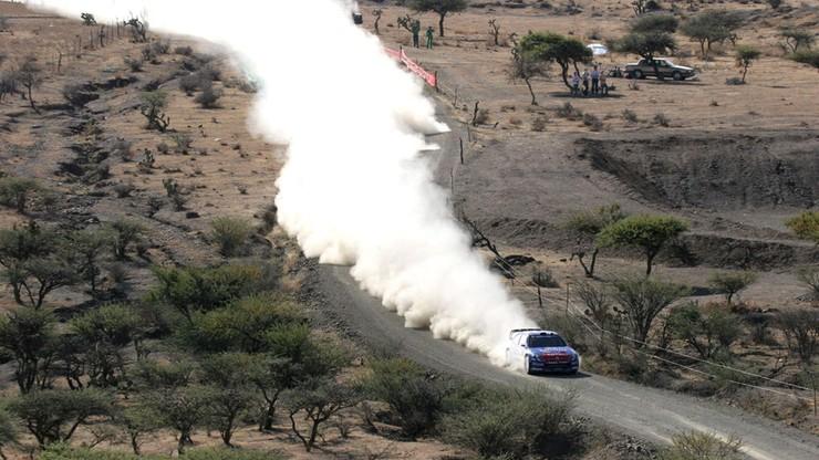 Rajdowe MŚ: Trzecia runda na meksykańskich szutrach