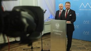 Kolejne przypadki koronawirusa w Polsce. Konferencja ministra zdrowia [WIDEO]