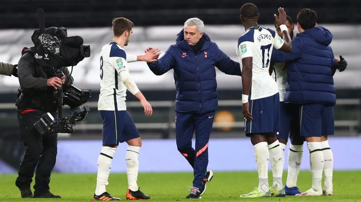 Puchar Anglii: Jose Mourinho pomaga rywalowi kupując los na loterii