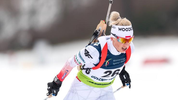 MP w biathlonie: Zwycięstwa Krystyny i Grzegorza Guzików w sprincie