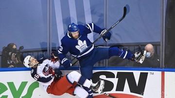 NHL: Maple Leafs przegrali z Jets w meczu na szczycie