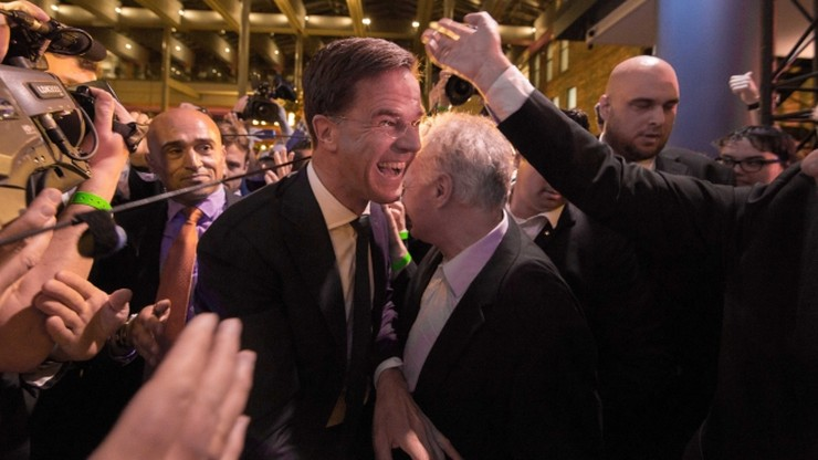 """Europa gratuluje Holandii po wyborach. """"Holandio, jesteś mistrzem"""""""