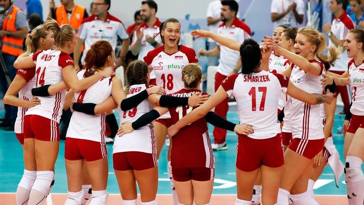 ME siatkarek: Polska – Węgry. Transmisja w Polsacie Sport i Super Polsacie