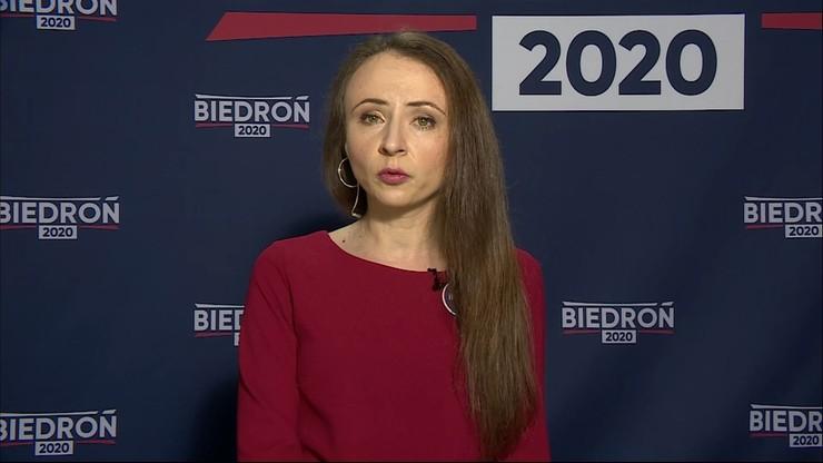 """Posłanka Lewicy zbulwersowana słowami Czarnka nt. LGBT. """"Narracja pasująca do III Rzeszy"""""""