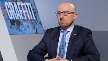 """""""Prezydent podpisał nowelizację po analizie prawników"""". Łapiński ws. ustawy o IPN"""
