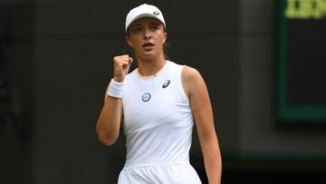Iga Świątek zagra w turnieju WTA w Gdyni