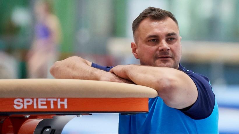Mistrz olimpijski prezesem Polskiego Związku Gimnastycznego