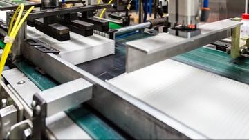 Produkcja przemysłowa w lipcu na plusie