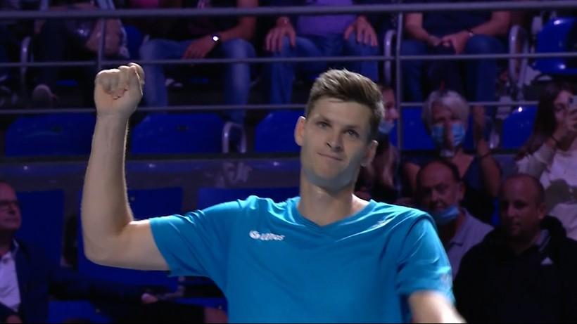 ATP w Metz: Hubert Hurkacz i Jan Zieliński w finale debla!