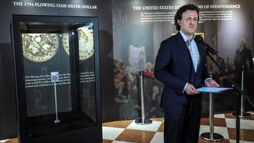 Najcenniejsza moneta świata na Zamku Królewskim w Warszawie
