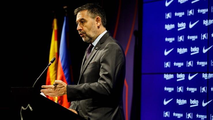 FC Barcelona wyraziła chęć zagrania w Europejskiej Superlidze