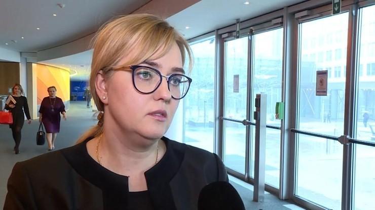 Europosłanka PO Magdalena Adamowicz oskarżona o składanie fałszywych zeznań podatkowych