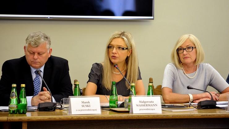 Sąd w Gdańsku: wezwanie Wassermann na świadka to efekt pomyłki sekretarza sądowego