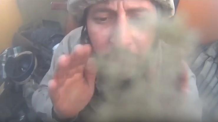 Bojownicy ISIS nagrali swoją śmierć na GoPro