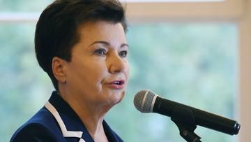 Gronkiewicz-Waltz: WSA nie zajął stanowiska ws. możliwości wzywania mnie jako świadka