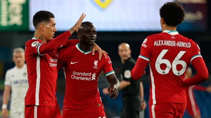 Premier League: Efektowna wygrana Liverpoolu na wyjeździe