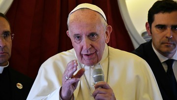 Papież dla TV La Sexta: migrantów trzeba przyjmować i integrować