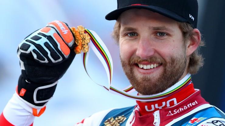 Alpejskie MŚ: Złoty medal Austriaka Marco Schwarza w kombinacji