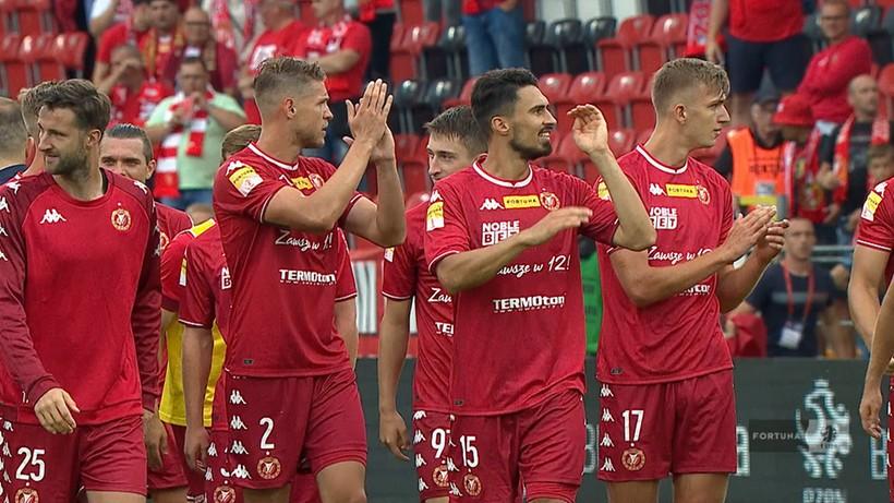 Fortuna 1 Liga: Świetny start Widzewa Łódź