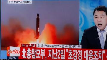 Seul: Korea Płn. dokonała kolejnej próby rakietowej