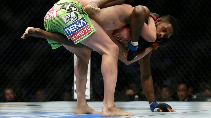 UFC Fight Island 8: Michael Chiesa pokonał Neila Magny'ego decyzją sędziów