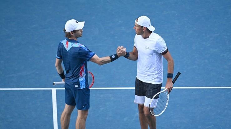 ATP w Dubaju: Łukasz Kubot i Wesley Koolhof awansowali do ćwierćfinału