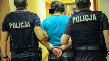 Podejrzany o podpalenie warsztatów w rękach policji. Spowodował straty na 200 tys. zł