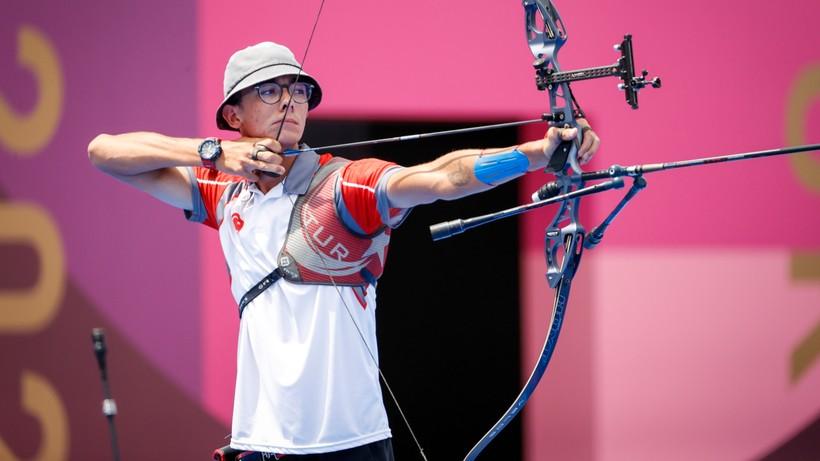 Tokio 2020: Mete Gazoz ze złotym medalem w łucznictwie