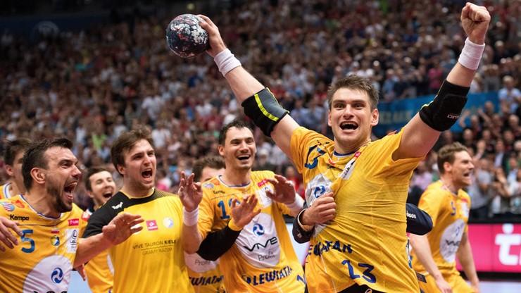Piłkarze ręczni Vive Tauronu Kielce sięgnęli po tytuł LM