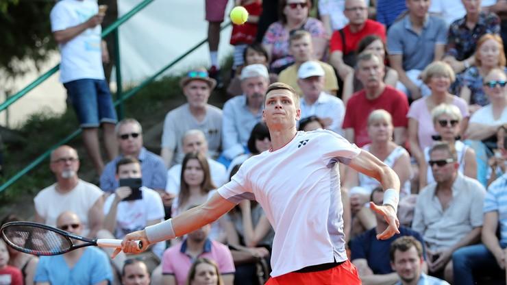 Puchar Davisa: Polacy rozpoczynają walkę o powrót do czołówki