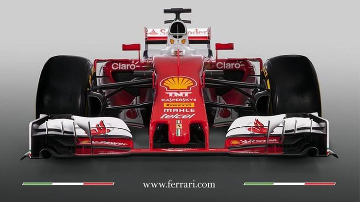 Formuła 1: oficjalne prezentacje Ferrari i Williamsa