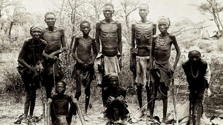Niemcy zapłacą 1,1 mld euro. Za ludobójstwo w Namibii